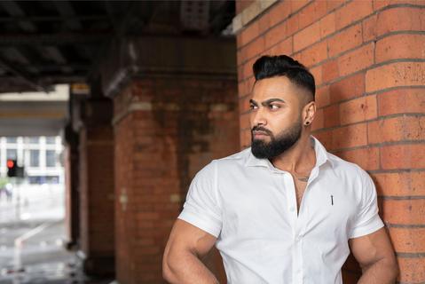 Ali Raza - IFBB Pro - Men